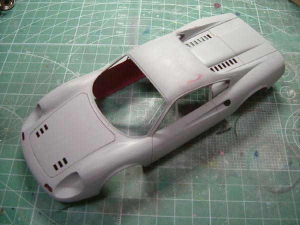 Dino 246GT製作記_4