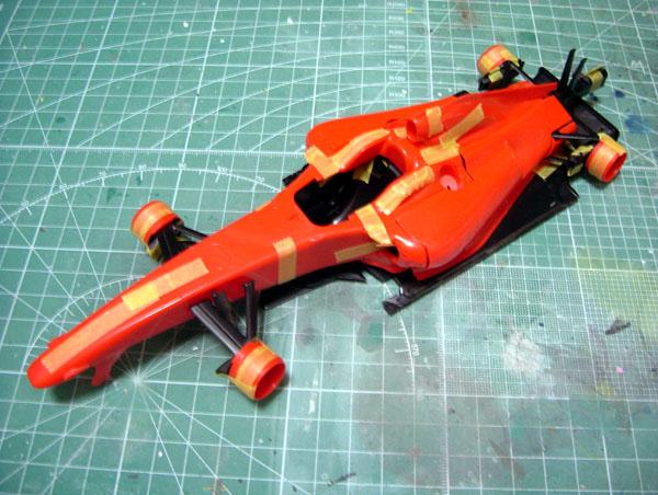Ferrari F60 製作記_1