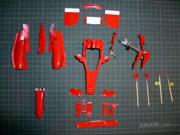 Ferrari F60 製作記_6