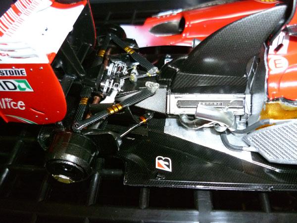 Ferrari F60 製作記_7