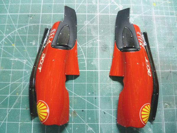 Ferrari F60 製作記_9