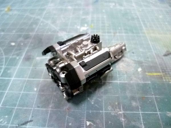 AMG 500SL 製作記_8