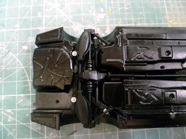 AMG 500SL 製作記_9
