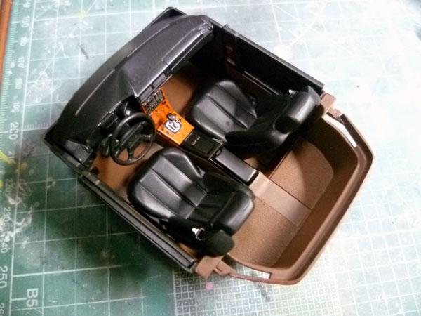 AMG 500SL 製作記_14