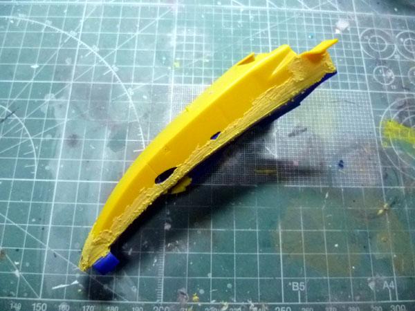 RENAULT F1 2004 製作記_3
