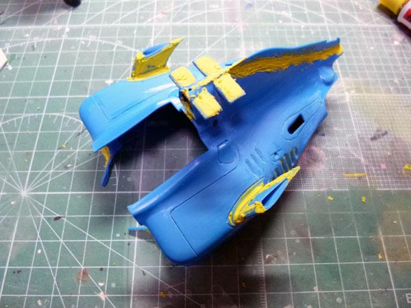 RENAULT F1 2004 製作記_5